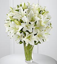 Spirited Grace – Lily Bouquet